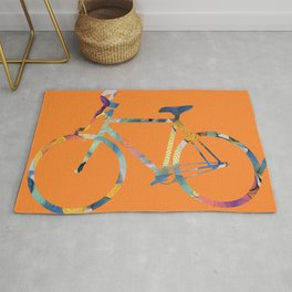 Bike 22 by Leslie Harlow Rug