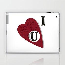 Ouija Love Laptop & iPad Skin