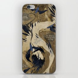 The Rime Of The Ancient Mariner iPhone Skin