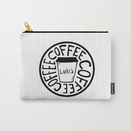 Coffee Coffee Coffee Carry-All Pouch