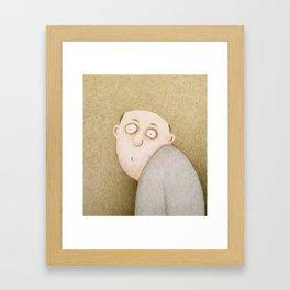 Ecce Homo Framed Art Print