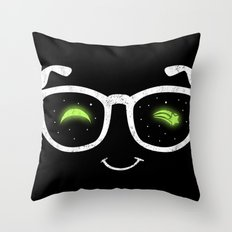 NERD NIGHT Throw Pillow