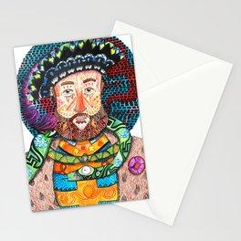Henry the Snake Stationery Cards