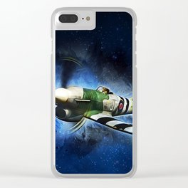 Hawker Typhoon Clear iPhone Case