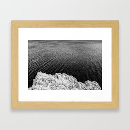 Krk Framed Art Print
