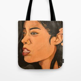 Mila J Music Block Tote Bag