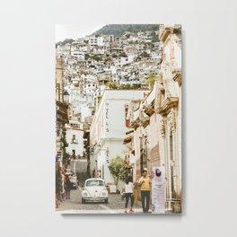 Taxco Metal Print