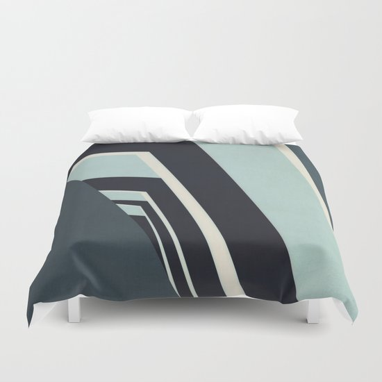 Abstract #71 Duvet Cover