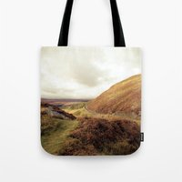 ireland Tote Bags featuring Ireland. by Ashley Jensen