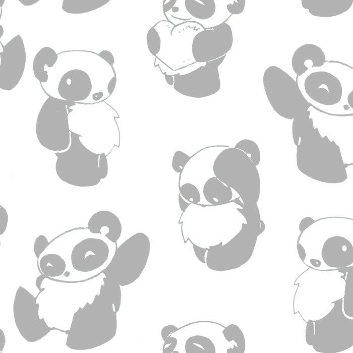 Panda Days Collection Cover Piece Leggings