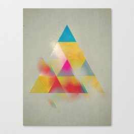 1try Canvas Print