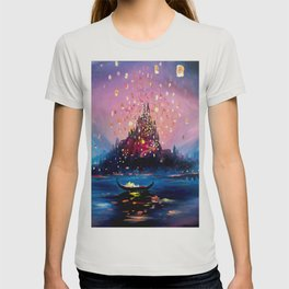 I see the lights T-shirt
