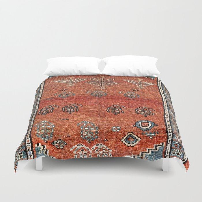 Bakhshaish Azerbaijan Northwest Persian Carpet Print Duvet Cover