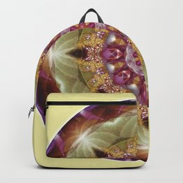 Mandalas from the Heart of Peace 1 Backpack