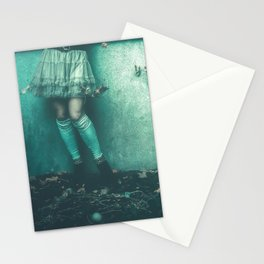 Juggling Seasons Stationery Cards