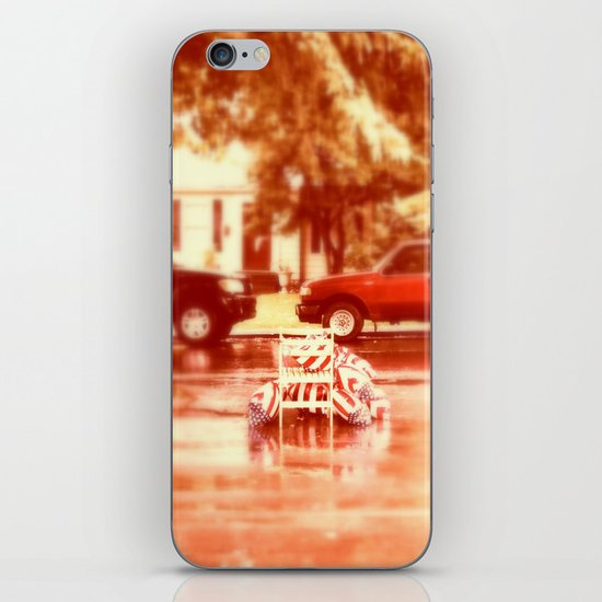 Tinted Independence iPhone & iPod Skin
