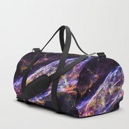 Witch's Broom Nebula Duffle Bag