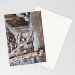 Frozen Avalon Falls Stationery Cards
