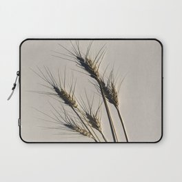 prairie wheat Laptop Sleeve