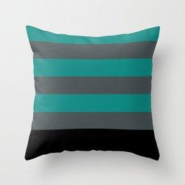 TURQUESA Throw Pillow