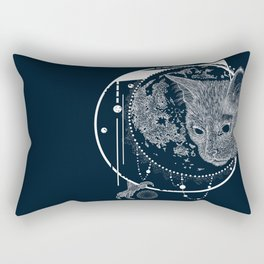 Felis Catus Rectangular Pillow