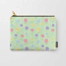 flowerpastel Carry-All Pouch