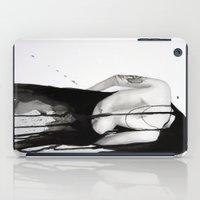 noir iPad Cases featuring Noir by Ryan Blanchar