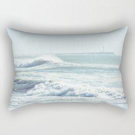 Western Sahara Rectangular Pillow