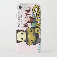 data iPhone & iPod Cases featuring Data Overload by Ai-hime