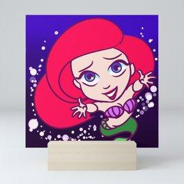 Part of Your World Mini Art Print