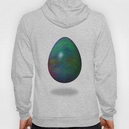 Egg Marble Green Hoody