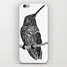 come with me  iPhone & iPod Skin