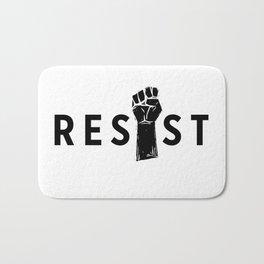 Resist Fist Bath Mat