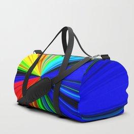 Colours of a Rainbow Duffle Bag