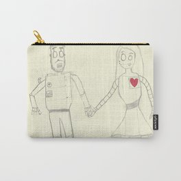 A Mechanical Love Carry-All Pouch