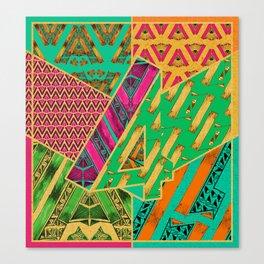 Tile 4 Canvas Print