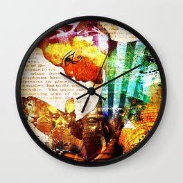 Creating Change Wall Clock