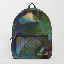 Dappled #botanical #nature #watercolor #society6 Backpack