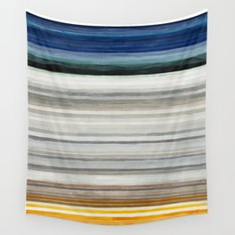 Colorbands Yellowstone Wall Tapestry