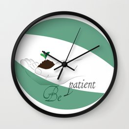 Patient Wall Clock