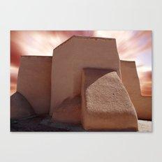 Southwest Adobe Canvas Print