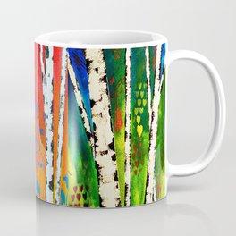 Birch Coffee Mug