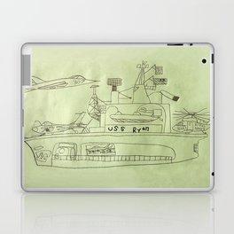 The USS Ryan Carrier Laptop & iPad Skin