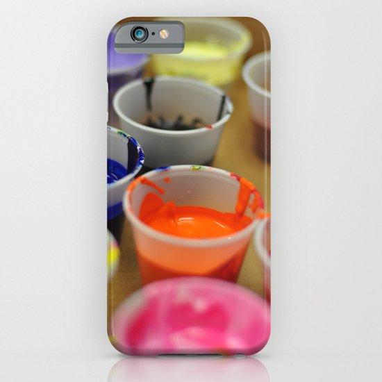 Paint. iPhone & iPod Case