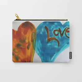Love duo | Duo d'amour Carry-All Pouch