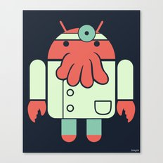Why not Droidberg Canvas Print