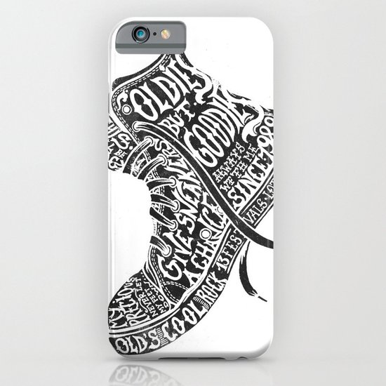Oldies but Goodies iPhone & iPod Case