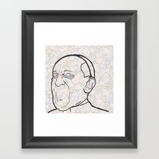 Pop-e Framed Art Print