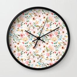 Indy Bloom Design MAE Wall Clock