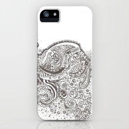 Lion in my Closet iPhone Case